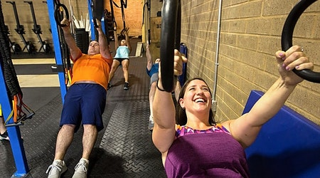 Get moving at Charlotte's top strength training gyms