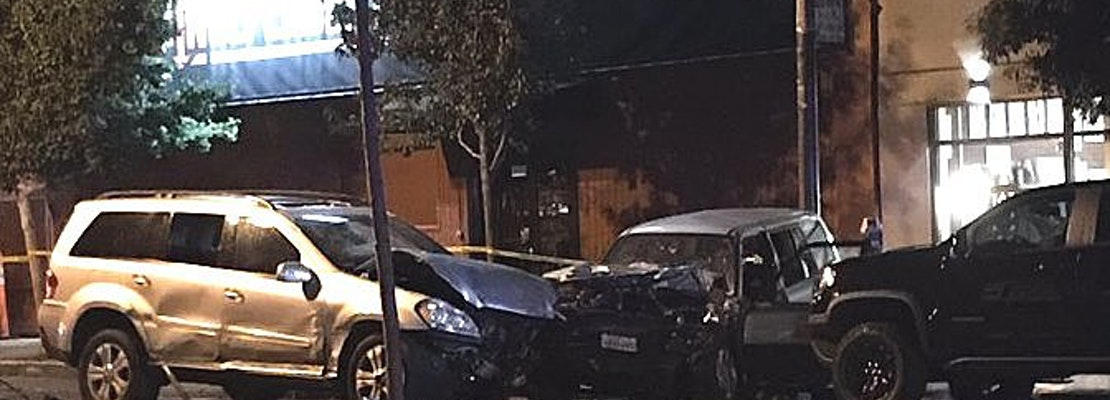 5 injured, 1 critically in series of hit-and-runs on Divisadero [Updated]