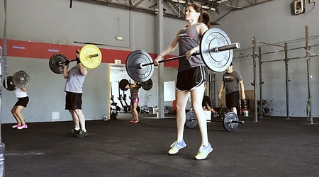Here's where to find the top strength training gyms in Plano