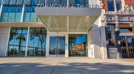 A Look Inside The Commonwealth Club's New 'Home For Ideas'