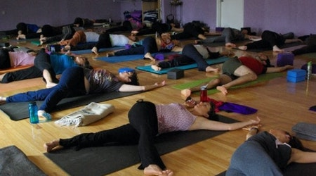 Here are the top yoga studios in Cincinnati, by the numbers