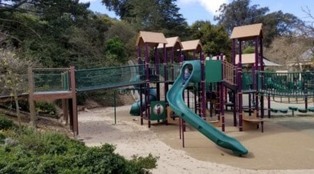 Koret Playground Reopens After Fire, Fundraiser