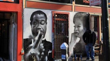 Jazz Legends Honored in New Murals