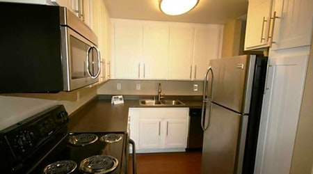 What apartments will $1,700 rent you in University, this month?