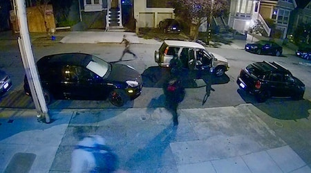 Masked, baseball-bat-wielding attackers terrorize two Noe Valley victims