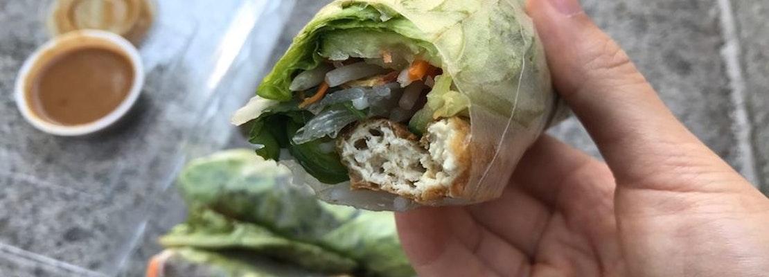 SF Eats: 'Freshroll' Opens, 'Brindisi Cucina di Mare' Upgrades, More