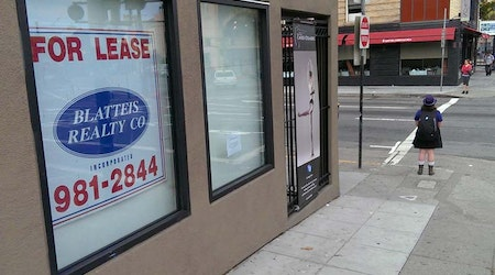 New Gym Coming to Corner of Haight and Gough