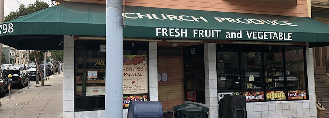 Church Produce mysteriously shutters, receives 3-day notice to pay rent or vacate