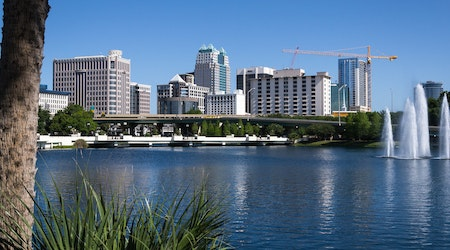 Top Orlando news: Giant volcano in downtown this weekend; VegFest returns to Orlando; more