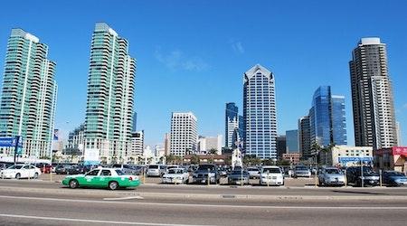 Top San Diego news: Santa Ana winds milder than forecast; shark tour has close encounter; more