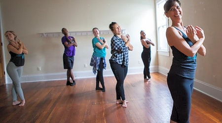 Here's where to find the top yoga studios in New Orleans