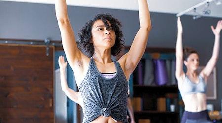 What's Nashville's top yoga studio?