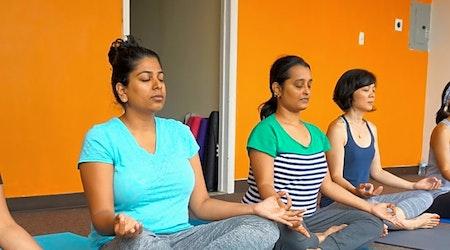 What's Jersey City's top yoga studio?