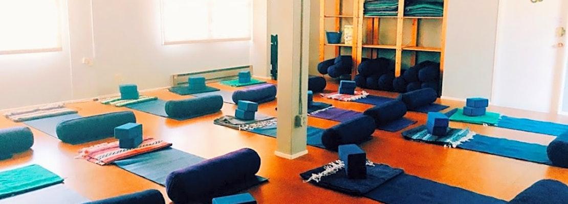 Get moving at Oakland's top yoga studios