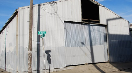 West Oakland Warehouse Ordered To Cease Unpermitted Waste Disposal