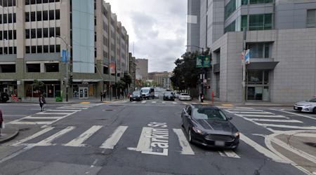 23-year-old man killed near Larkin & Golden Gate