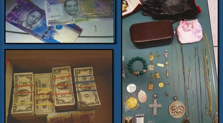 Police Arrest 10 Serial Burglary Suspects