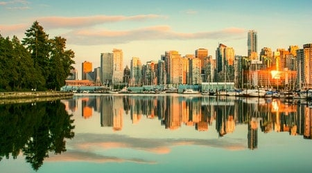 Cheap flights from Virginia Beach to Vancouver, and what to do once you're there
