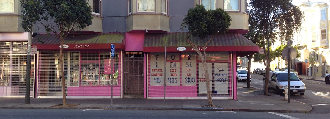 For Rent: Haight And Belvedere