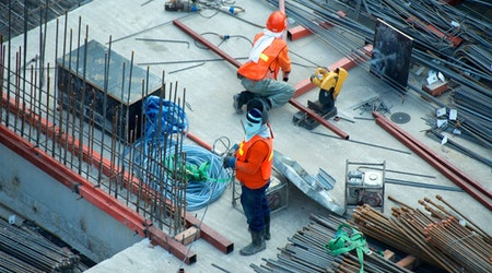 A roundup of construction permits filed last week in Louisville