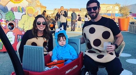 Outer Sunset neighbors join forces for family-friendly, car-free Halloween