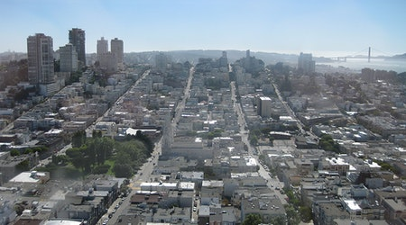 FiDi/North Beach crime: victim hit with bag of burgers, Chinatown robbery suspect arrested, more
