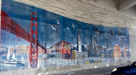 No Good Deed: Vandals Target SoMa Mural