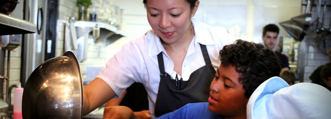 Sprouts Cooking Club gets kids in the kitchen