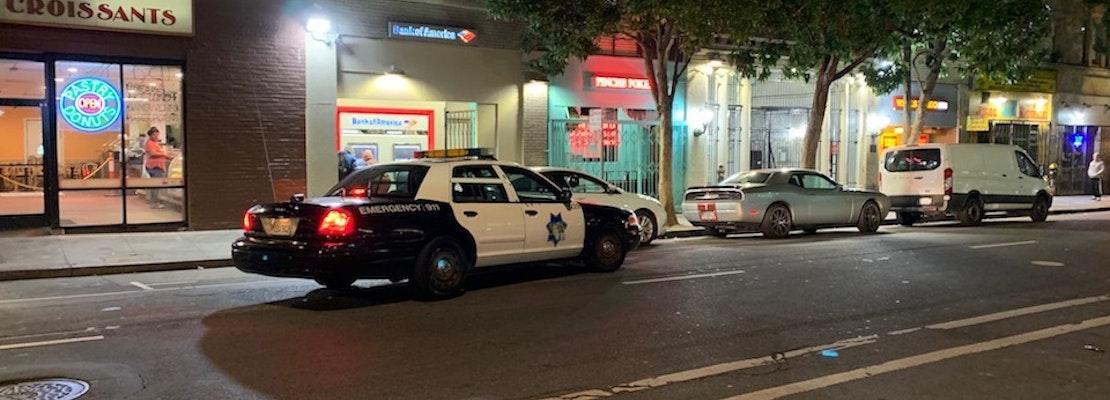 Tenderloin crime: Kids robbed on Halloween, burglar breaks down 2 doors to steal soda, more