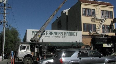 Activity At Former Park's Farmers Market