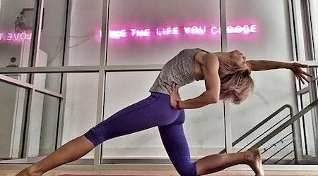 What are Dallas' top yoga studios?