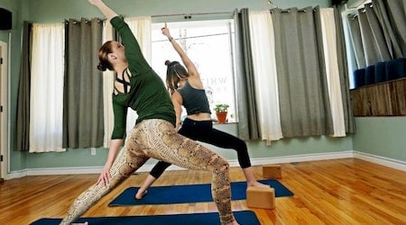 Here are the top yoga studios in Denver, by the numbers