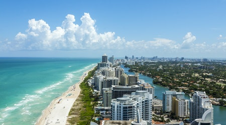 Escape from New Orleans to Miami on a budget