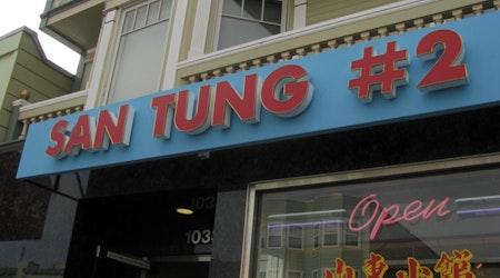 Now Open: San Tung #2