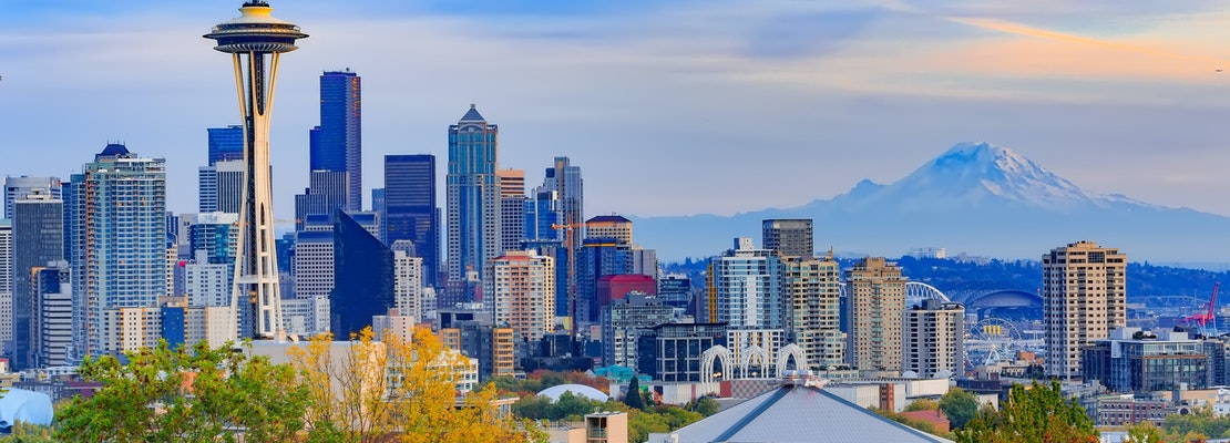 How to travel from San Diego to Seattle on the cheap
