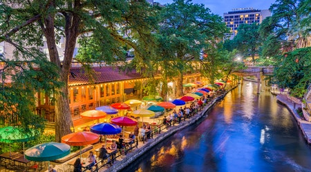 Escape from Tucson to San Antonio on a budget