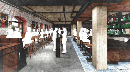SF Eats: San Francisco Brewing Co., Mendocino Farms, Sun & Garden opening soon