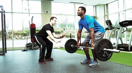 Get moving at Durham's top strength training gyms