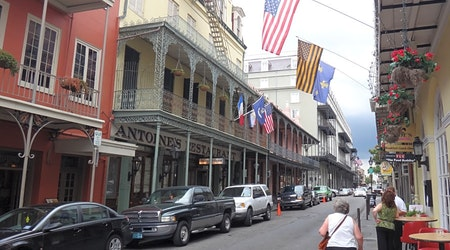 Top New Orleans news: Collapsed hotel to be imploded; homeless prepare for cold snap; more