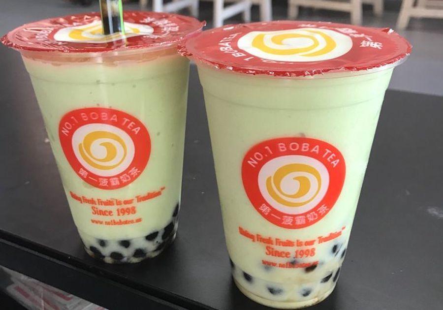 No.1 Boba Tea