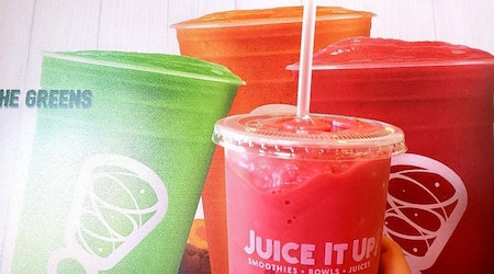 The 4 best spots to score juices and smoothies in Albuquerque