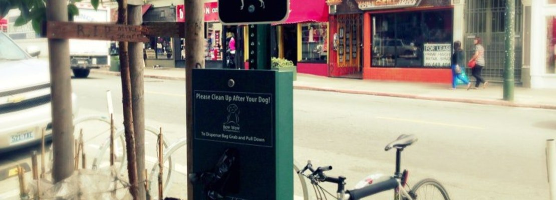 Dog Waste Bag Stations To Debut Soon