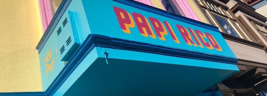 Castro's Papi Rico set for Cinco de Mayo opening