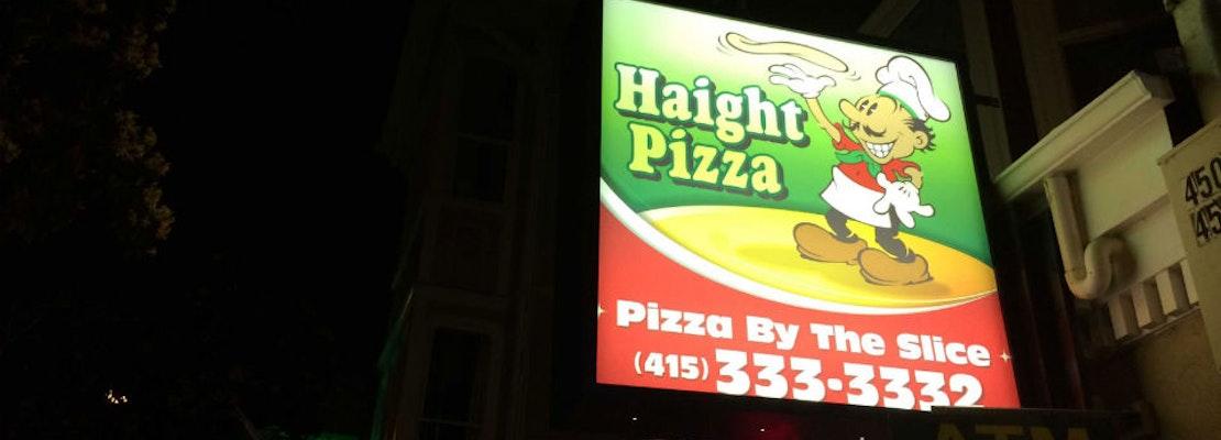 Volare Pizza Reborn As Haight Pizza