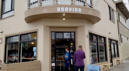 Boavida cafe offers simple eats with a Portuguese flavor in Outer Sunset