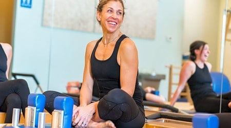 Here are the top Pilates studios in Chicago, by the numbers