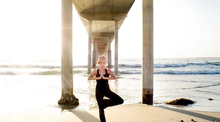 San Diego's top yoga studios, by the numbers