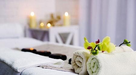 What's Washington's top massage spot?