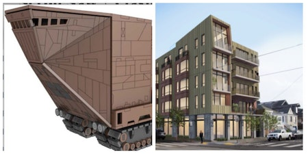 Outer Sunset residents file appeal over 'toxic,' 'pre-apocalyptic' 20-unit apartment building