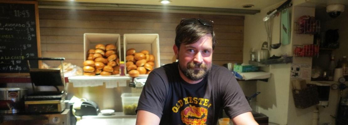 Meet Wes Rowe Of Wesburger